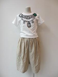 コムコム : パンツ ¥35700