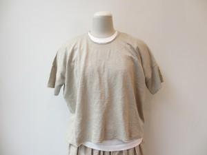 コムコム : Tシャツ ¥15225