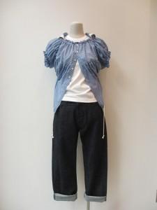 tricot : パンツ ¥25200