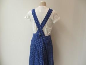 tricot : ジャンパースカート ¥38850