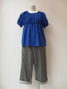 tricot : パンツ ¥24150 (グレー)