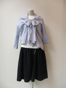 tricot : ブラウス ¥26250