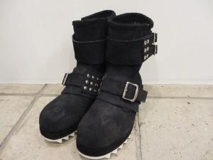 tricot : ブーツ ¥59850