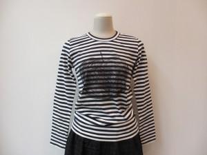 コムコム : Tシャツ ¥19950