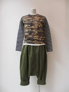 tricot : パンツ ¥31500
