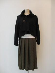 tricot : スカート ¥44100