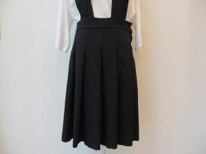 コムコム : ジャンパースカート ¥46200