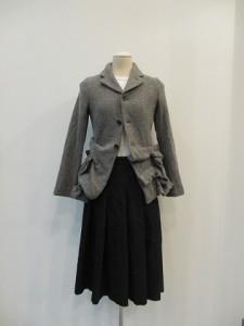コムコム : ジャケット ¥82950