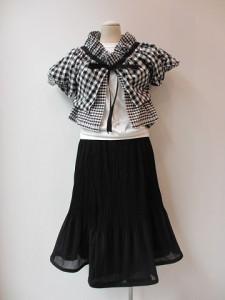 tricot : ブラウス ¥32550