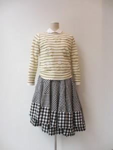 tricot : スカート ¥37200