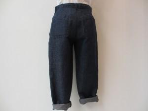tricot : パンツ ¥30450 (インディゴ)