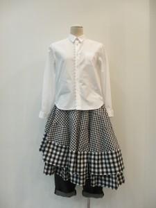 tricot : ブラウス ¥21000