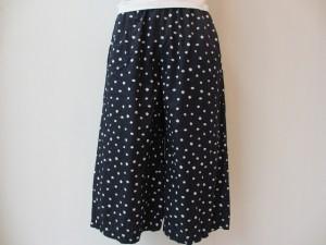 コムコム : パンツ ¥29400 (紺×白)