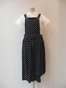 コムコム : ジャンパースカート ¥50760