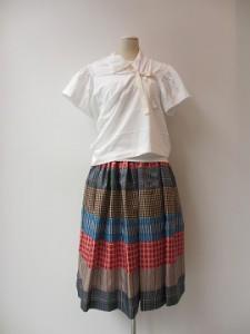 tricot : スカート ¥54000