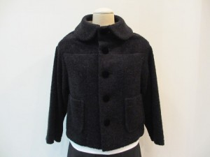 tricot : ジャケット ¥45360 (ラウンドカラー)