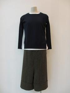 tricot : ニット ¥52920(クルーネック)