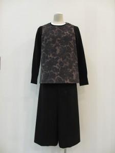 tricot : ブラウス ¥32400
