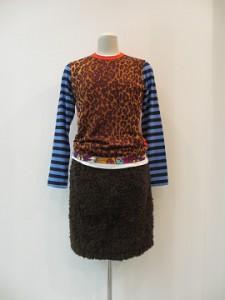tricot : スカート ¥28080