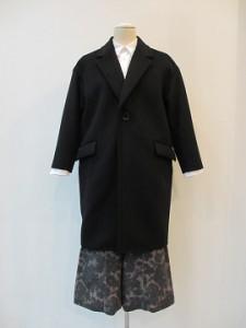 tricot : コート ¥78840 (黒)