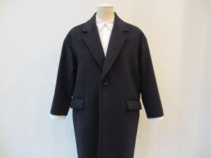 tricot : コート ¥78840 (紺)