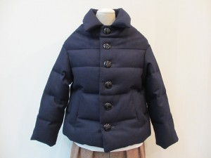 tricot : ジャケット ¥84240 (紺)