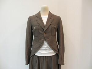 コムコム : ジャケット ¥75600