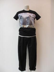 tricot : Tシャツ ¥19980 (ペンギン柄)