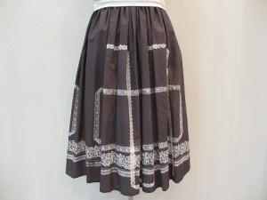 tricot : スカート¥39960 (黒 )