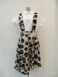 コムコム : ジャンパースカート ¥52920