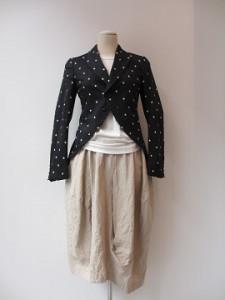 コムコム : ジャケット ¥68250