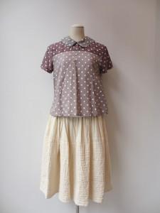 スカート ¥36720 (生成)
