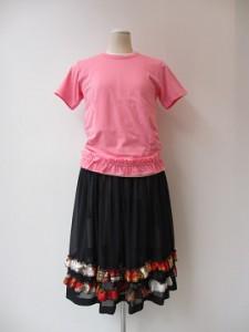 Girl : Tシャツ ¥8640