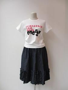 Girl : Tシャツ ¥7776