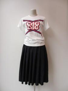 コムコム : Tシャツ ¥12960