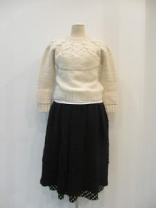 tricot : スカート ¥49680