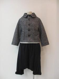 tricot : ジャケット ¥52920 (ラウンドカラー)