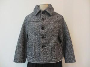 tricot : ジャケット ¥52920 (ステンカラー)