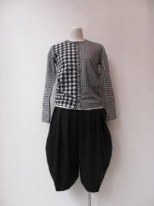 コムコム : Tシャツ ¥20520 (黒)