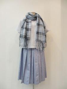 tricot : ストール ¥17280