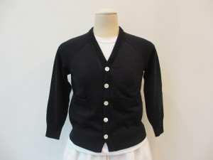 tricot : ニット ¥45360 (黒)