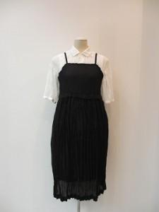 tricot : ジャンパースカート ¥38880