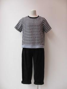tricot : ブラウス ¥28080