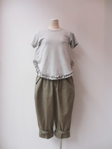 コムコム : Tシャツ ¥18360