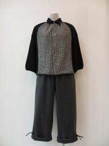 tricot : ブラウス ¥48600