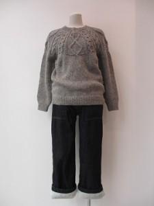 tricot : パンツ ¥39960