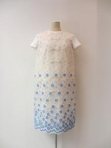 tricot : ジャンパースカート ¥64800