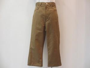 tricot : パンツ ¥30240 (ベージュ)