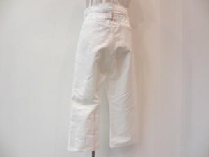 tricot : パンツ ¥30240 (白)