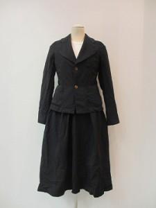 Girl : ジャケット ¥61560 (黒)